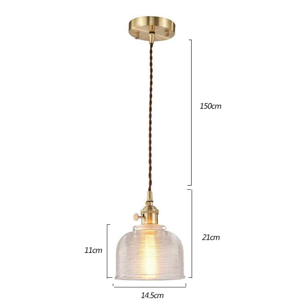 Hanging Glass Lamp Shade Pendant Lamp Modern Fixtures e27//e26 Lights Lighting