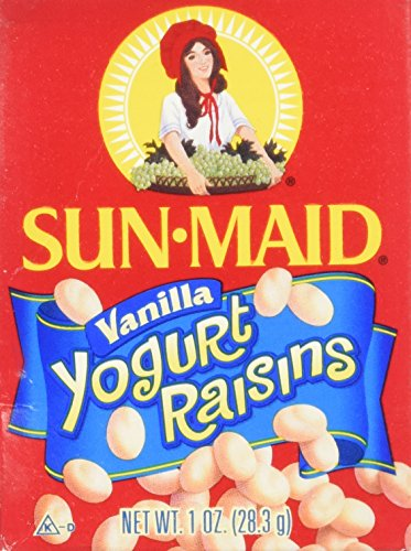 Sun Maid Vanilla Yogurt Raisins, 1 Oz