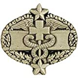 EagleEmblems P14127 Pin-Army,Medic,Combat,3RD (.875'')