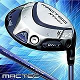 MACTEC(マックテック) マクレガー NV301 フェアウェイウッド MACTEC NV301F カーボンシャフト メンズゴルフクラブ 右利き用