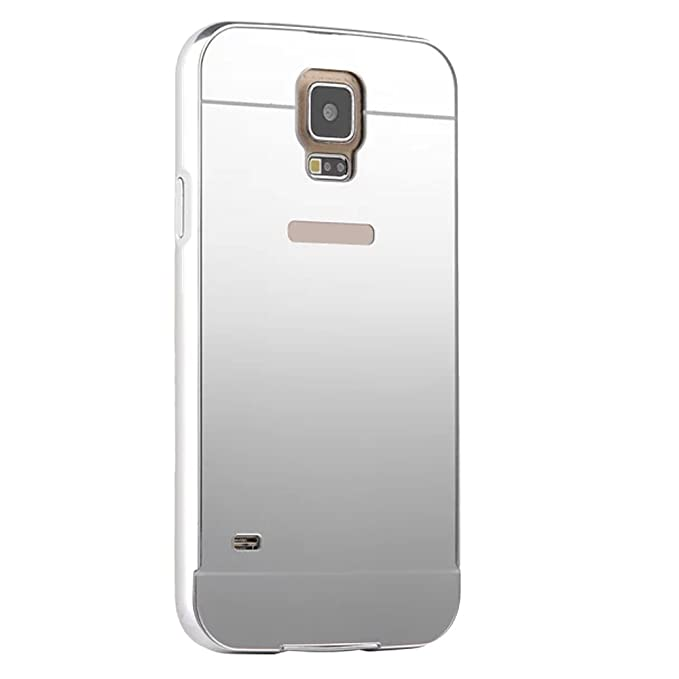 3 opinioni per Alluminio Metallo Bumper + PC Back Cover Custodia per Samsung Galaxy S4 i9500-