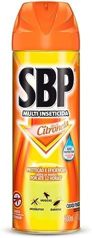 Aerossol Multi-Inseticida Citronela, 300 ml, SBP