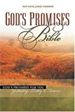 God's Promises Bible, Thomas Nelson, 0718006496