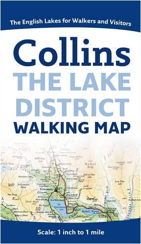 Lake District Map