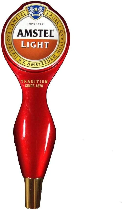 Amstel Light Beer Tap Handle Small Keg Marker