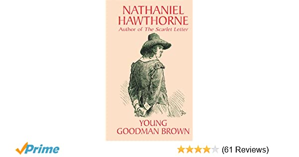 what does goodman brown discover in the forest