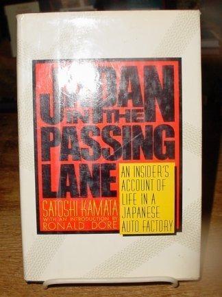 Japan in the Passing Lane