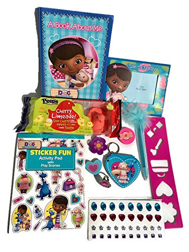 AB Doc McStuffins Gift Set  Perfect Birthday,first Day of...