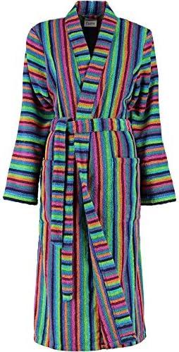 Cawö - Albornoz Tipo Kimono (algodón Rizado), 36/38: Cawö: Amazon ...