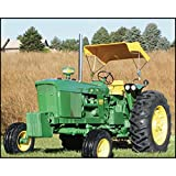 Tractor SUN SHADE BUGGY STYLE YELLOW- 48''