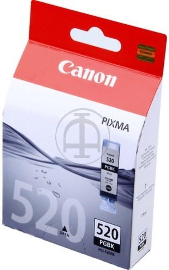 Canon Pixma Mp 990 Pgi 520 Pgbk 2932 B 001 Original Tintenpatrone Schwarz 324 Seiten 19ml Bürobedarf Schreibwaren