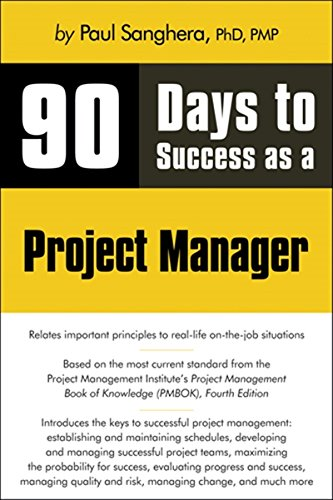90 Days to Success as a Project Manager