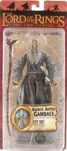 Balrog Battle Gandalf Lord Of The Rings Trilogy Figure