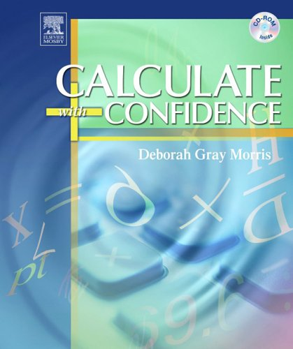 Calculate With Confidence  Fourth Edition