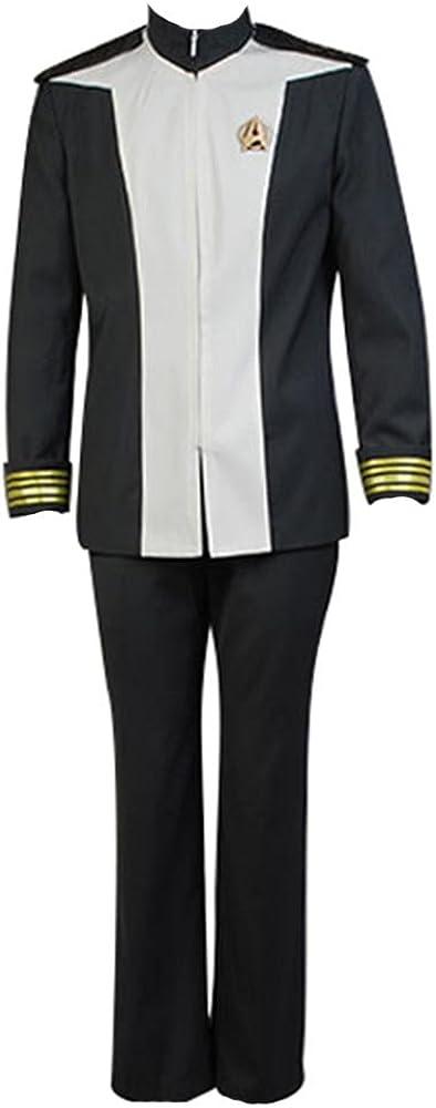 Daiendi Star Trek en la oscuridad Admiral Marcus uniforme disfraz ...