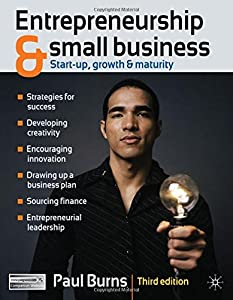 Entrepreneurship and Small Business: Start-up, Growth and Maturity from Palgrave Macmillan