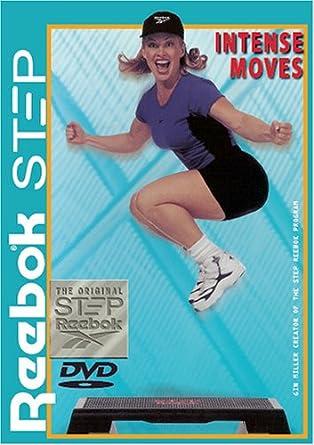 Step Reebok: Intense Moves: Amazon.co.uk: Gin Miller: DVD