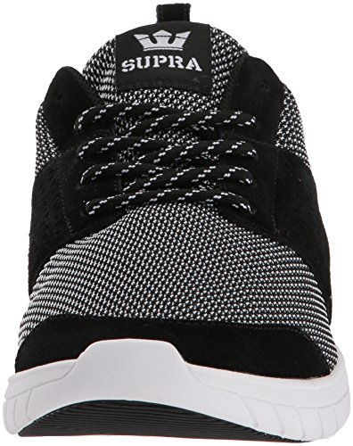 Sneakers Scissor uomo da nere basse Supra zvZqwxHTH
