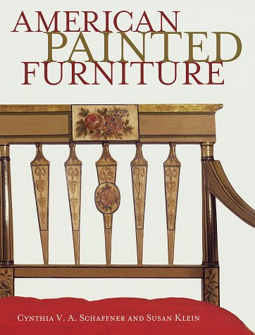 american painted furniture - 1