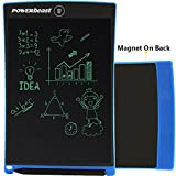 8.5 inch Writing Tablet-Paperless Doodle Board Kids Writing Pad, Electronic Writing Board,Graphic Pad,Digital Drawing Board for Childrens Kids Gifts,Elder Message Board,Family Memo and Office Writing Notebook by Powerbeast