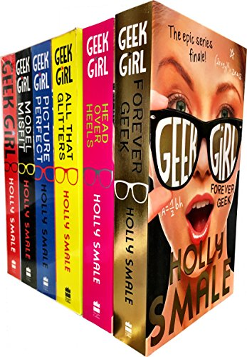 Geek Girl Collection 6 Books Set, By Holly Smale (Geek Girl Series) (Book 1-6) ()