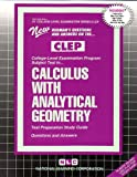 Calculus with Analytical Geometry, Rudman, Jack, 0837353432