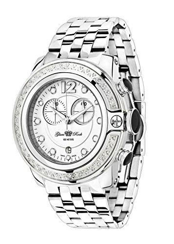 Glam Rock - Wristwatch, Quartz Analog, Stainless Steel