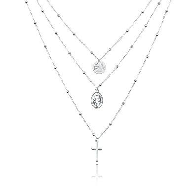 Bijoux Croix Fantaisie 1