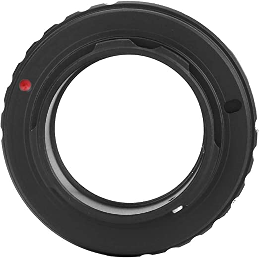for C-NIKON1 Pomya Camera Lens Adapter Ring ,C Mount Movie Lens to Mirrorless Cameras Adapter Dual Purpose Lens Mount Adapter Ring