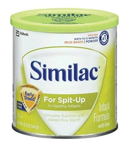 Similac - Sensitive Infant Formula for Spit-Up 12.3 oz Powder
