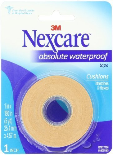 3M -  Nexcare Absolute 66775 First Aid Flexible Waterproof Tape 1