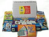 ABC Puzzle / Learning Bundle (Addition, Subtraction, Multiplication, Division, Spanish, Writing, Telling Time, Counting and Number Recognition)