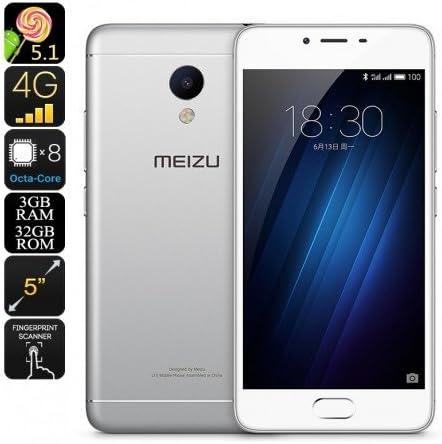 Meizu M3S Smartphone Android - MTK6750 CPU, Sistema operativo ...
