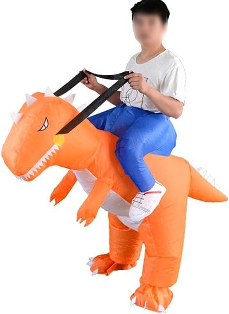 Ss Juego De Disfraces De Dinosaurio Inflable Tema De Dinosaurio De ...