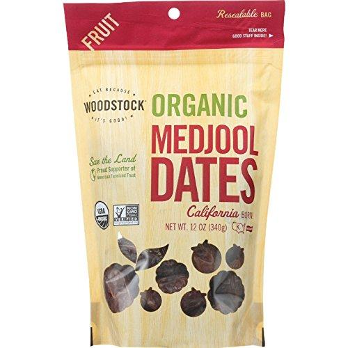 Woodstock Organic Medjool California Dates product image