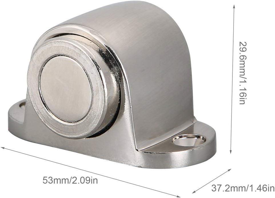 Stainless Steel Door Strong Magnetic Door Stopper Suction Gate Engineering Project Supporting Hardware Door Stop