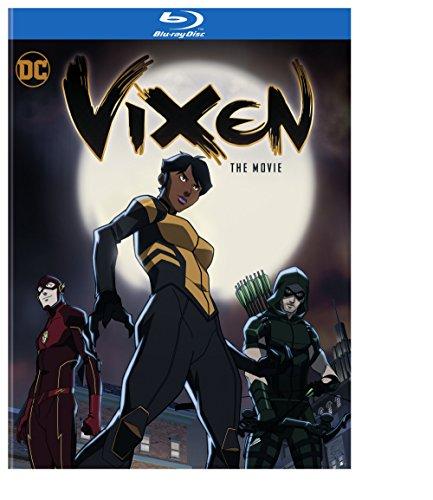 Vixen: The Movie (Blu-ray+ UltraViolet)]()