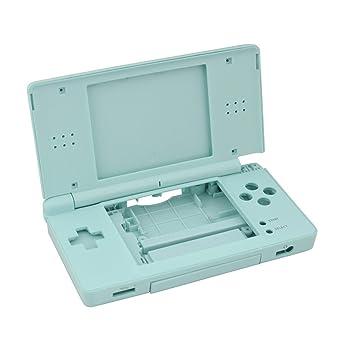 SATKIT Carcasa Recambio para Nintendo DS Lite (Azul Marino ...
