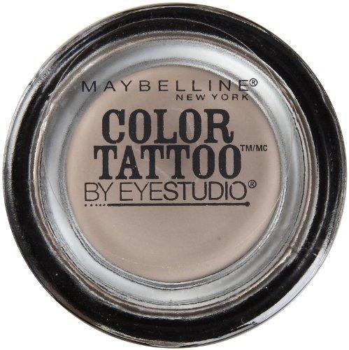 Myb Eyeshadw Es Tattoo Ta Size .14 Maybelline Eye Studio Color Tattoo: Tough As Taupe by Maybelline New York