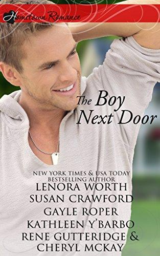 book cover of The Boy Next Door