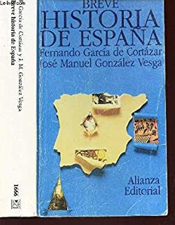 Breve historia de España (Spanish Edition)