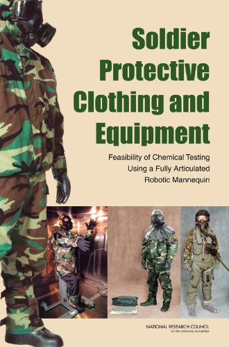 Soldier Protective Clothing and Equipment: Feasibility of Chemical Testing Using a Fully Articulated Robotic Mannequin