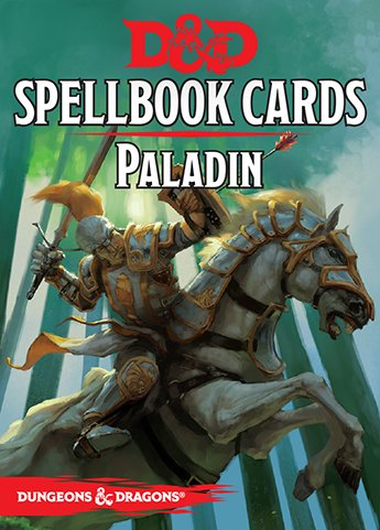 D&D Next: Paladin Spell Deck 73905 by SportsMarket