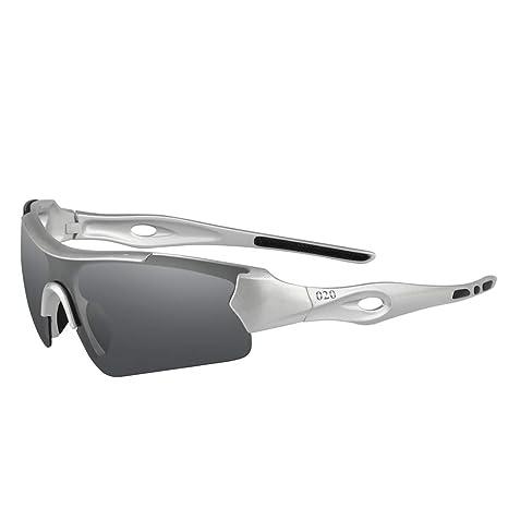 7f633015bd2 O2O Polarized Sports Sunglasses for Men Women Teens Biking Driving Golf Baseball  Cycling Fishing Running (