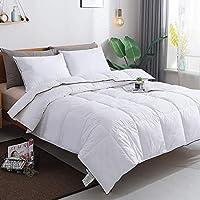 GUHER Lightweight Twin Size All Season Down Alternative Comforter
