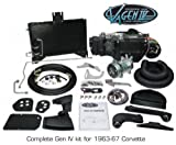 Vintage Air 964163 Air Conditioning Complete Kit (63-65Corvettewith Factory Air)