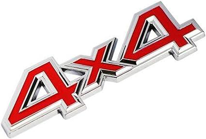 Auto Aufkleber Emblem Ausweis Des Metall 4x4 Allradantriebs Für Auto Auto