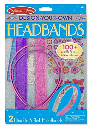 Design Your Own Headbands Melissa Doug Mini Pad