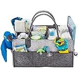 Nursery Diaper Caddy Organizer | Gift Registry for Baby...