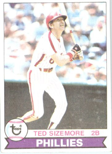 1979 Topps Baseball Card #297 Ted Sizemore Mint